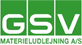 GSV Materieludlejning A/S